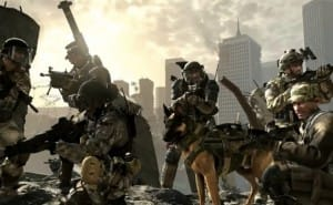COD Ghosts Xbox 360 update live for clans