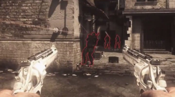COD Ghosts Departed Death Mariachi live gameplay