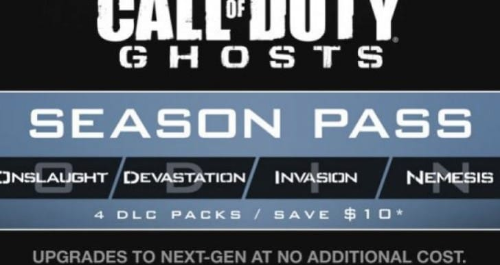 COD: Ghosts DLC 3, Invasion release and insight