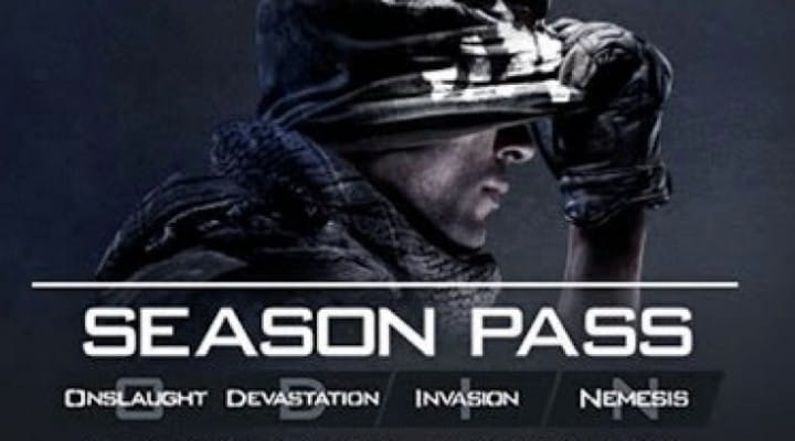 COD Ghosts DLC Map Pack 2 anticipation