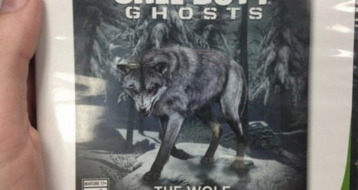 COD Ghosts DLC Wolf gives multiplayer an extra bite