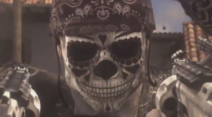 COD Ghosts Invasion Favela, AC-130 gameplay analysis