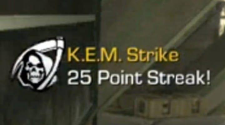 COD Ghosts KEM Strike gameplay for pros