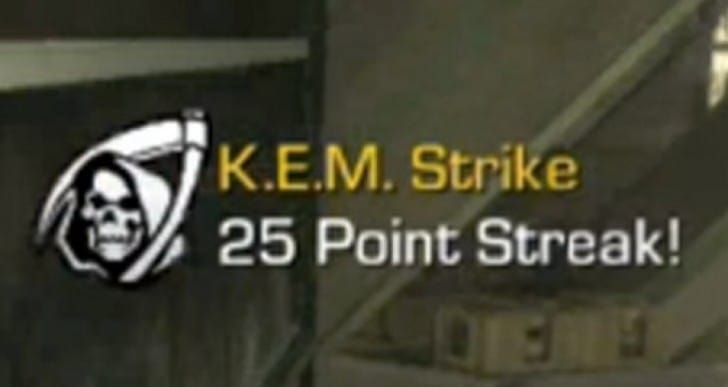 COD Ghosts KEM Strike gameplay for pros