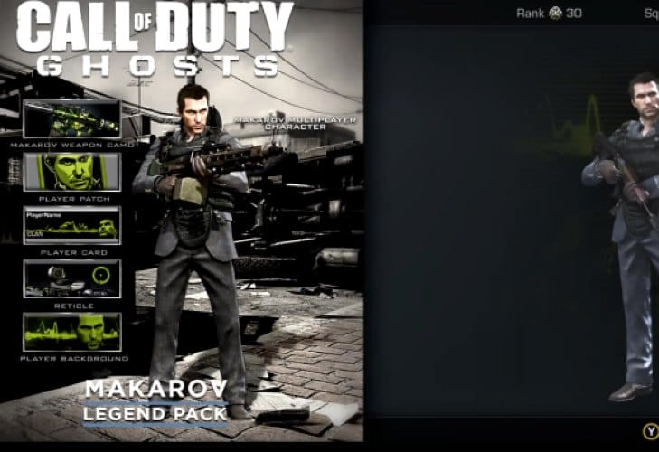 Legends Auto Sales >> COD Ghosts Makarov Camo review – Product Reviews Net
