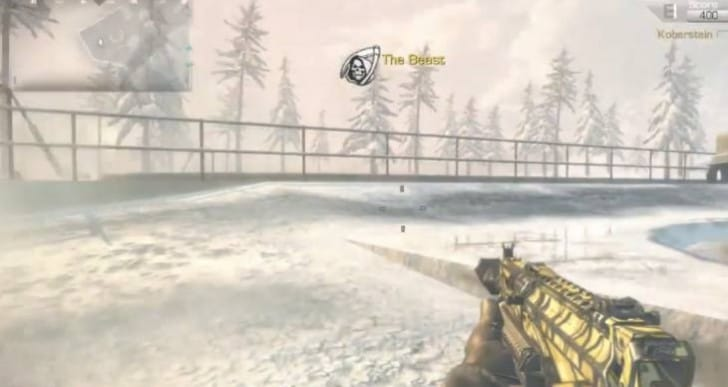 COD Ghosts Nemesis Field Orders OP, but fun