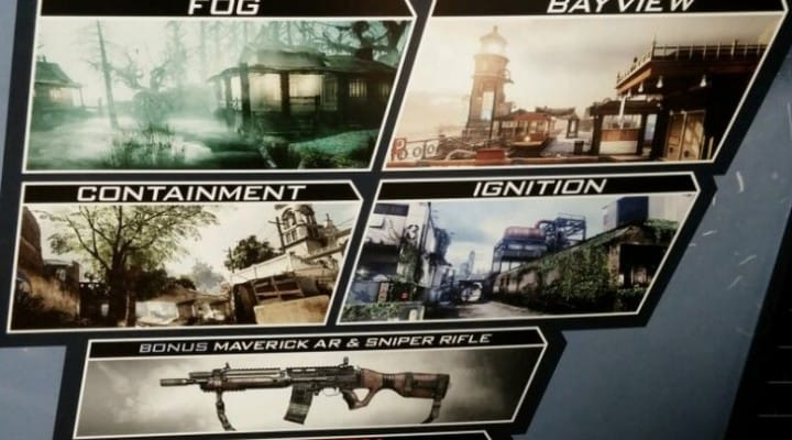 COD Ghosts Onslaught DLC release time