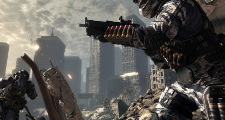 COD Ghosts PS4 review mentions poor frame rate