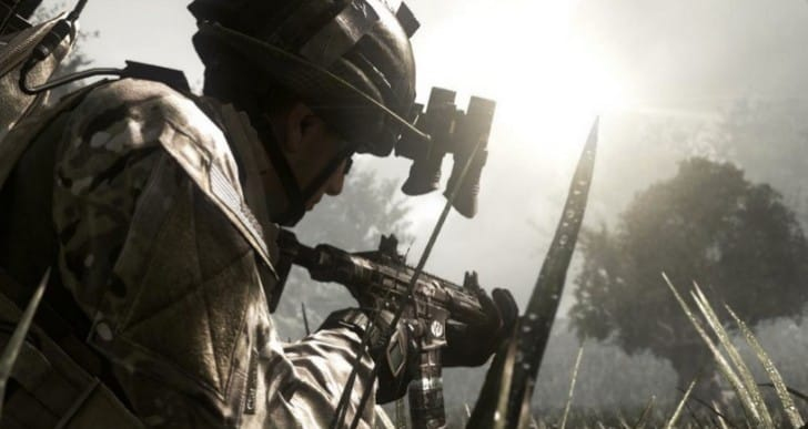 COD Ghosts PS4 patch notes with massive changes