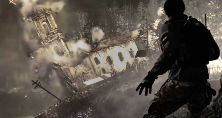 COD Ghosts PS4 VS Xbox One 1080p, 720p secret is out
