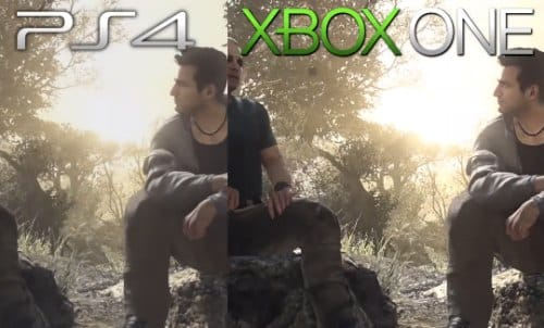 COD Ghosts PS4 Vs Xbox One graphics without editing ...