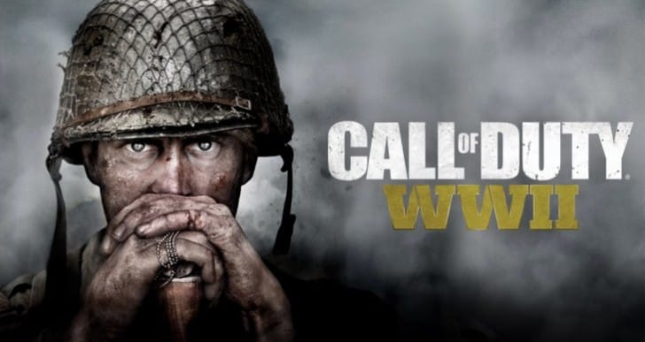 Call of Duty WW2 Preload size on Xbox One, PS4
