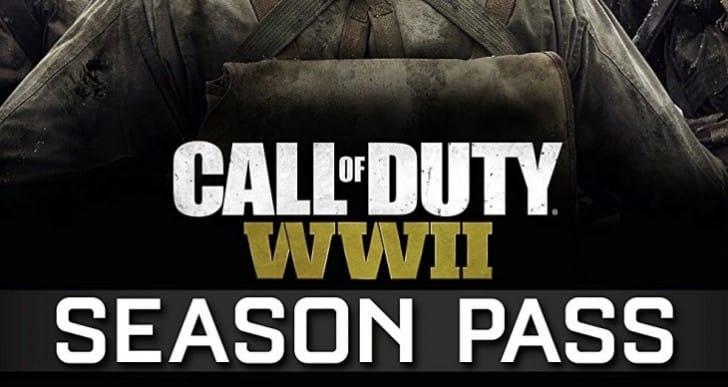 Call of Duty WW2 Season Pass with bonus multiplayer map