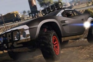 GTA V Online Coil Brawler inspired by Rally Fighter