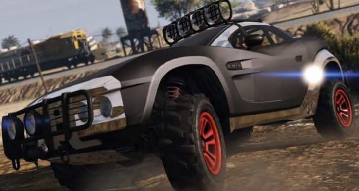 GTA V Online Coil Brawler inspired by Rally Fighter