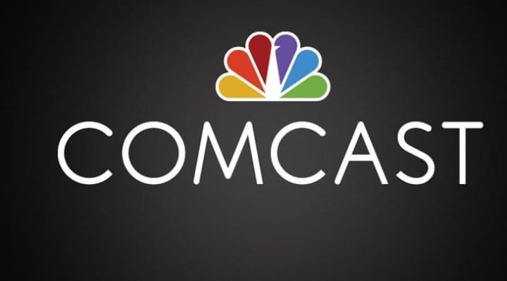 Comcast down report users