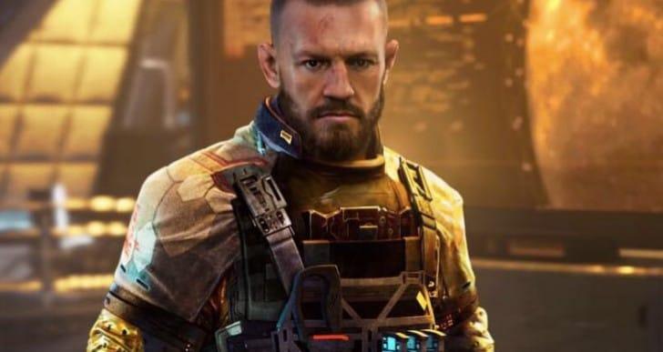 Call of Duty Infinite Warfare trailer with Conor McGregor tease