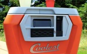 Kickstarter Coolest Cooler update from inventor