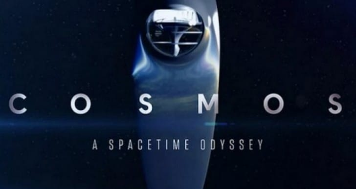 Cosmos app with extras not seen on TV