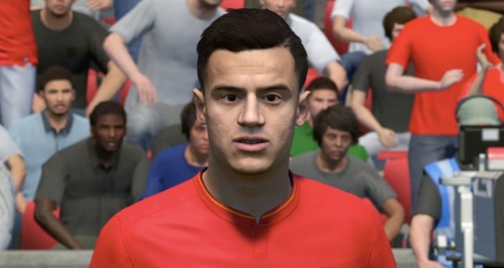 FIFA 17 New player face list after Title Update 2