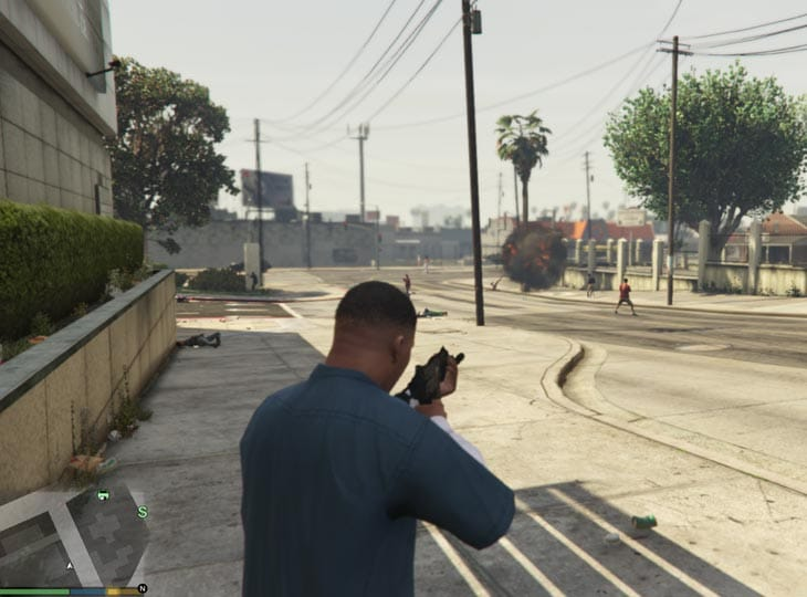 GTA V Riot mod brings more chaos to PC