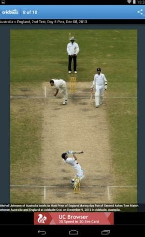 Impressive amount of content on offer with Cricbuzz