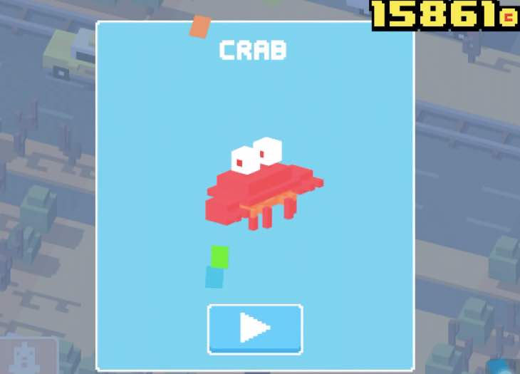 crossy road crab unlock needs secret method � product