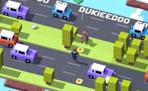 Crossy Road March update after app domination