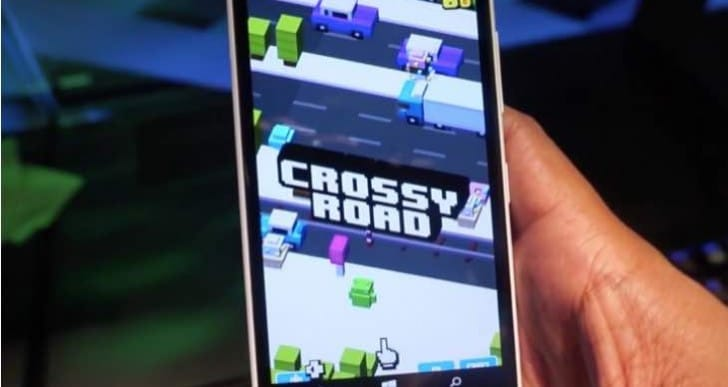 Crossy Road Windows Phone release date surprise