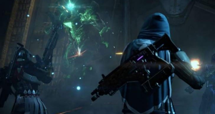 Crota's End hard raid gets Destiny release date