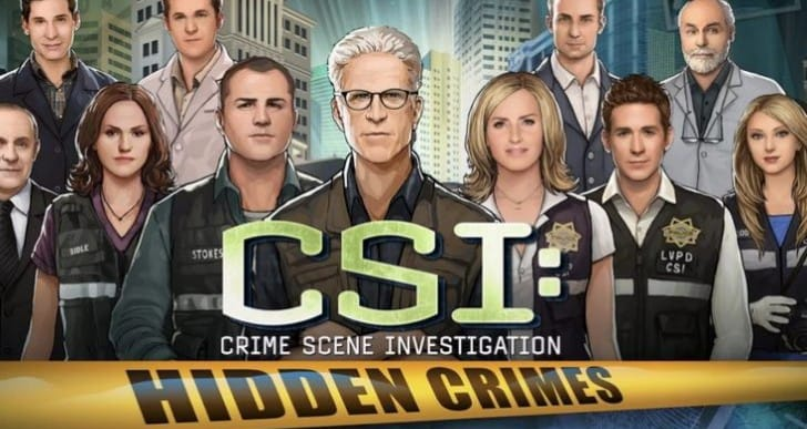 CSI: Hidden Crimes energy frustration