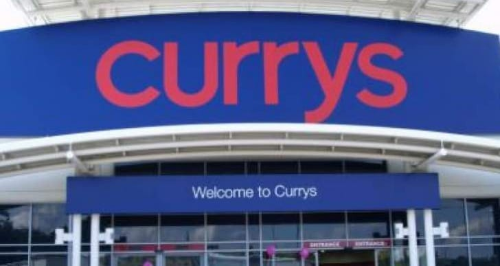 Currys down with ridiculous website queue