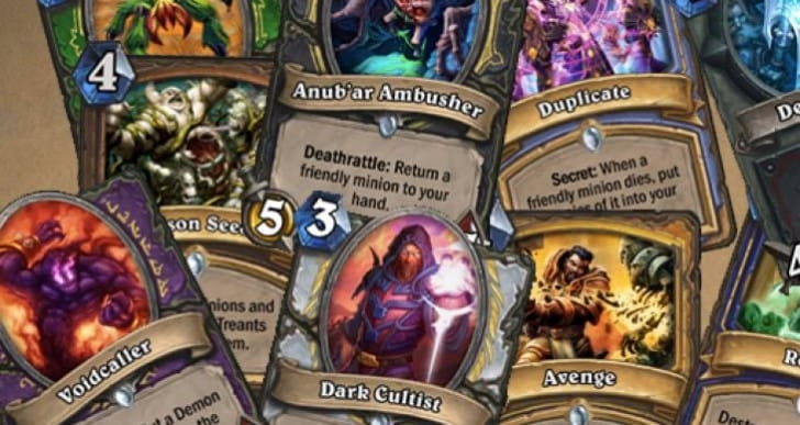 Hearthstone Curse of Naxxramas within 30 days