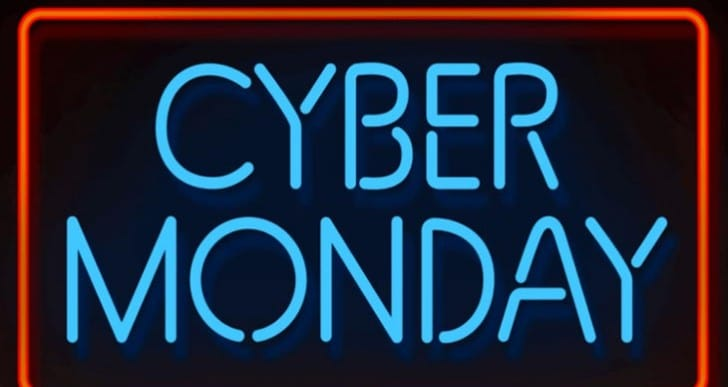 Cyber Monday tonight at Very, Argos, Amazon and John Lewis