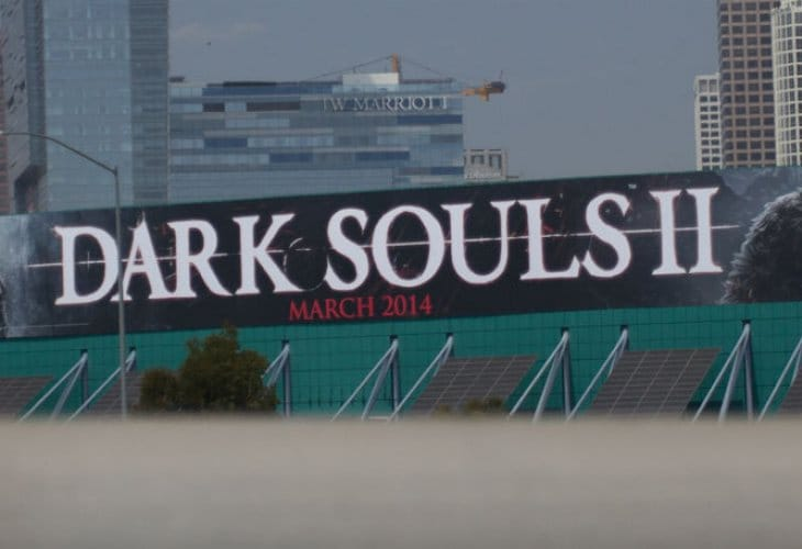 Dark Souls 2 PS4, Xbox One disappointment after banner