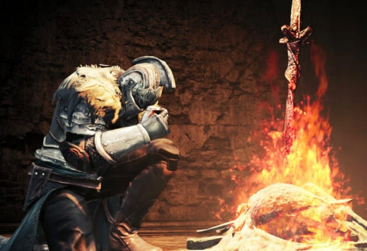 Dark Souls 2 PS3 beta signup with release time