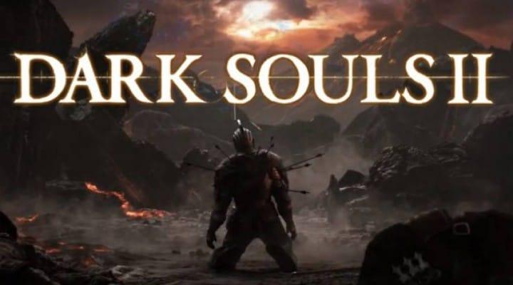 Dark Souls 2 DLC live with 1.08 update