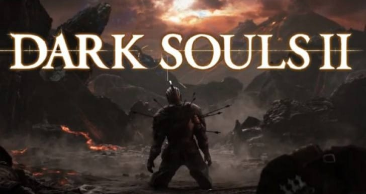 Dark Souls 2 DLC live with 1.08 update