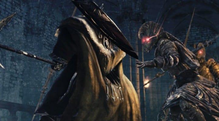 Dark Souls 2 DLC stance points fingers