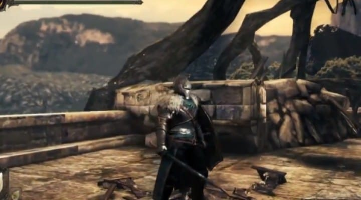 Dark Souls 2 gameplay highlights minimal change