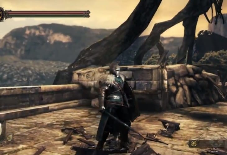 Dark Souls 2 gameplay highlights minimal changeDark Souls 2 Gameplay