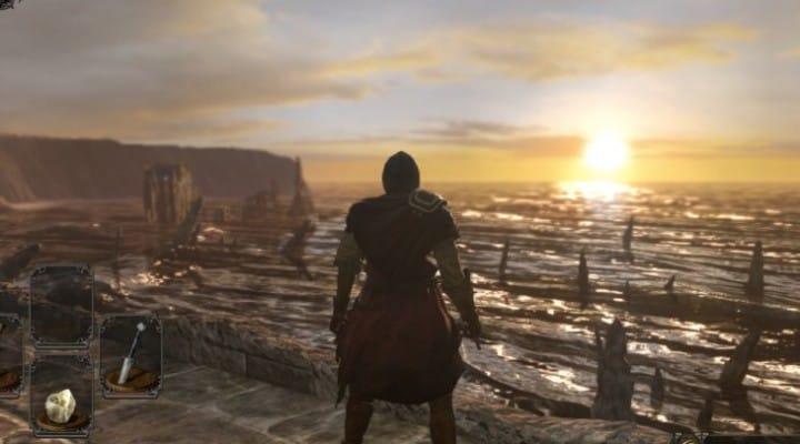 Dark Souls 2 PS3 Vs Xbox 360 graphics