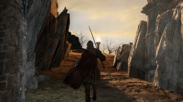 Dark Souls 2 4K graphics with PS4, Xbox One regret