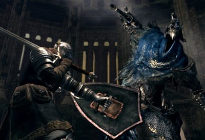 Microsoft ups the ante with Dark Souls