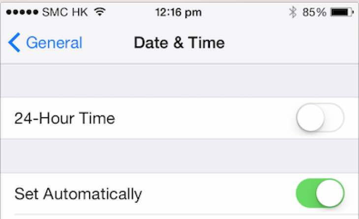 does iphone change time for daylight savings bst daylight saving change with 2016 ios reminder 4908