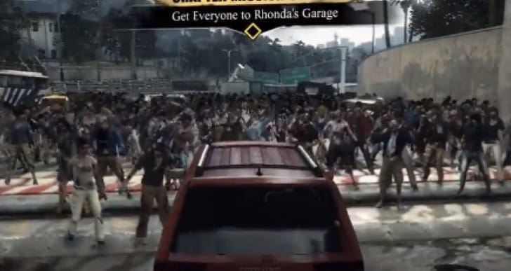 Dead Rising 3 720p hate not an issue after gameplay