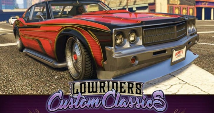 GTA 5 release time for Sabre Turbo with early gameplay