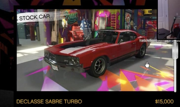 declasse-sabre-turbo-price-gta-5-online