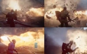 PS4 graphics unleashed with Deep Down 1080p multiplayer