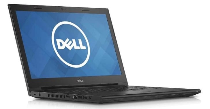 Dell Inspiron 15 3000 Series laptop at Cyber Monday